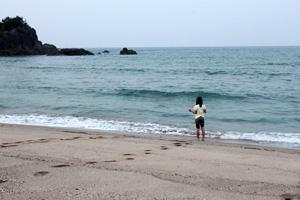 名鹿・海岸